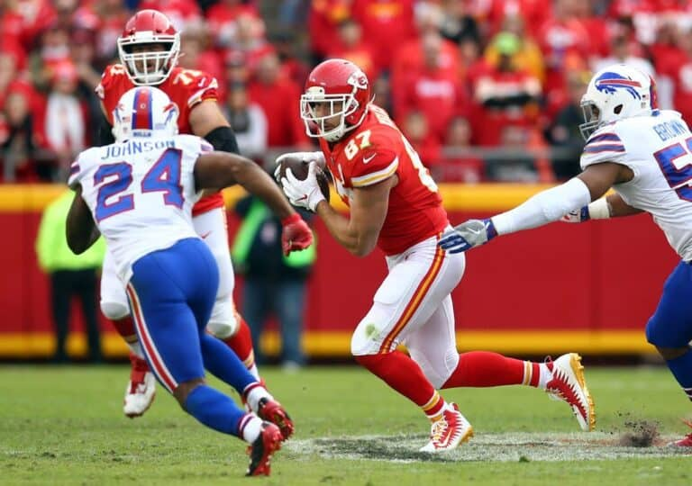 Chiefs' matchup with Bills pushed back four days as league shuffles schedule due to COVID-19