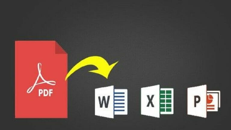 Conversion Of PDF:- An Important Aspect Before You Make An Edit In Your PDF Document