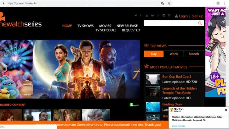 GoWatchseries – Watch Series Online for Free, Full Episodes