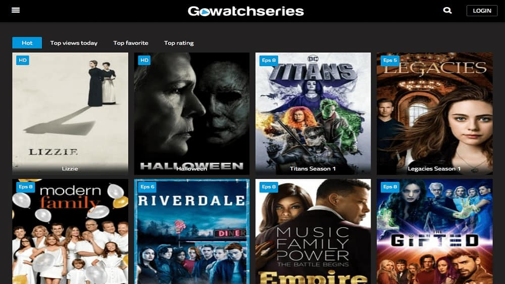 GoWatchSeries online movies