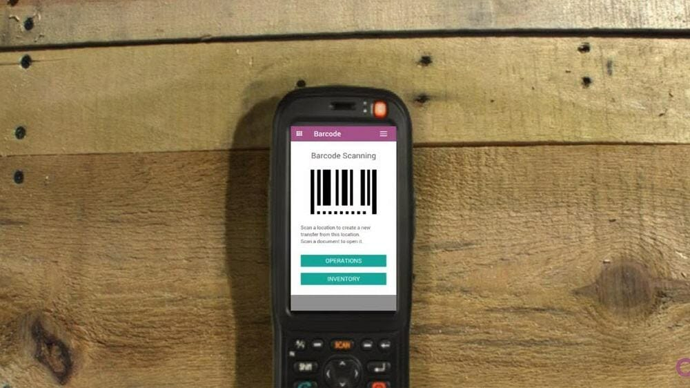 Inventory Barcode Software