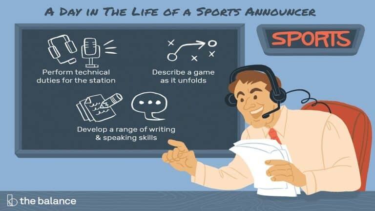 How to Obtain a Sports Broadcasting Job