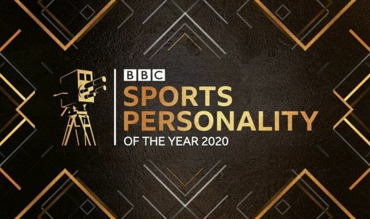 Sports Personality of the year 2020